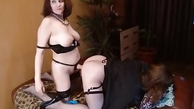 Exotic lovemaking video Stockings privileged craziest , take a look